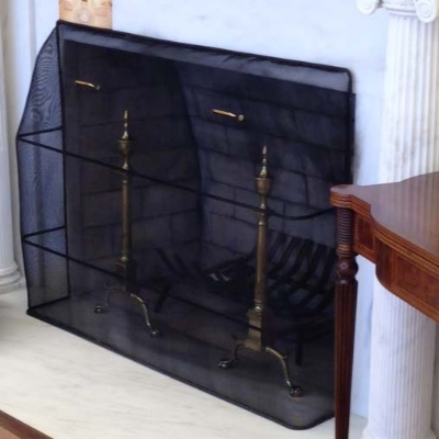 BUSH OVAL OFFICE FIRESCREEN (replica)