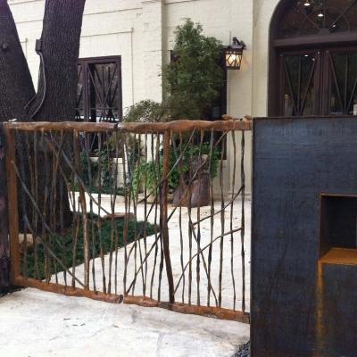FORTY FIVE TEN ENTRANCE GATE