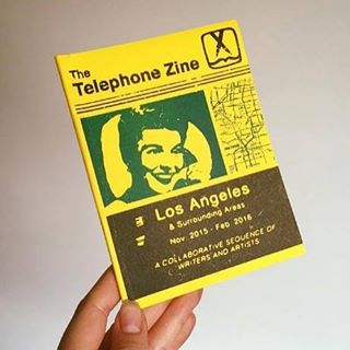 Hey errbody!  I've decided to start up volume 2 of the Telephone Zine. Let me know if you'd like to be part of it (state if you'd like to do submit ART or WRITING). Also, if you'd like to collab with me as far as design, production, and printing, let me know! ••• The Telephone Zine is a collaborative zine project based off the game of Drawing Telephone.  Like the party game, each participant receives either a drawing or a piece of writing. They interpret it and convey it in the form opposite of what they received.  Unlike the party game, each person will send their response back to me, and I will send their work anonymously to the next participant.  For example, if I send you a poem, and you decide to do an ink drawing inspired by that poem. I then send your drawing off to a writer.  This alternation of images and words creates a final zine with unexpected results. I'm not restricting it to just poetry and drawing either! Feel free to explore painting, printmaking, collage, photo--any other means of image making. Same for writing! It could be a single word, a couple of sentences, a crossword, a short story, etc. As long as both fit within the format, I'm totally cool with it.  Details soon to come!