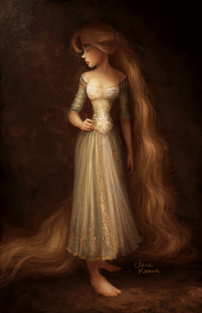 COSTUME DESIGN INSPIRED BY REMBRANDT  VISUAL DEVELOPMENT FOR TANGLED