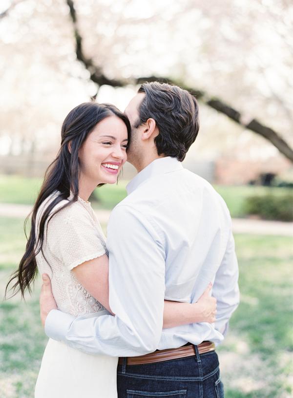 Vicki Grafton Photography | DC Cherry Blossom Session | Middleburg Virginia Goodstone Inn Film Wedding Photographer | Charlottesville Wedding Photographer