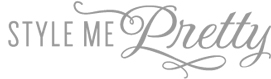 Features on Style Me Pretty