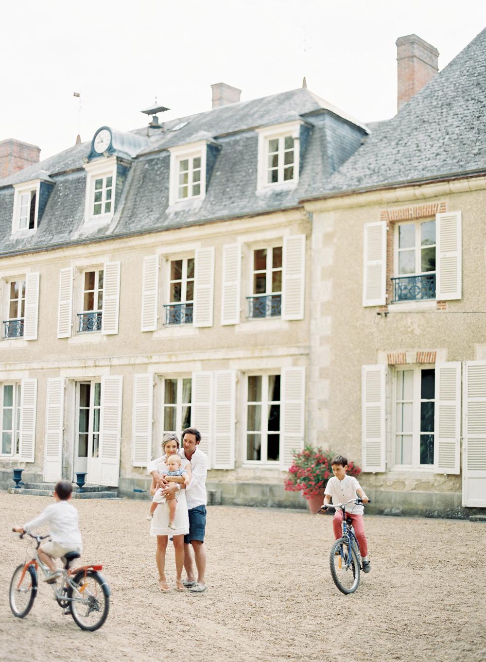 Fine art film wedding photographer, Washington DC, virginia, maryland, destination wedding, family lifestyle session, Chateau de Bouthonvilliers, Dangeau, France