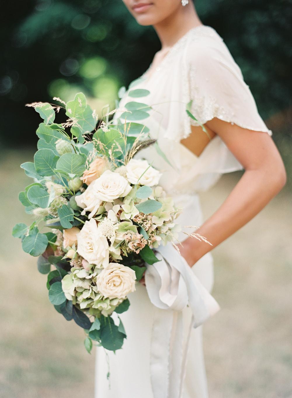 France Intimate Elopement Fine Art Wedding Photographer