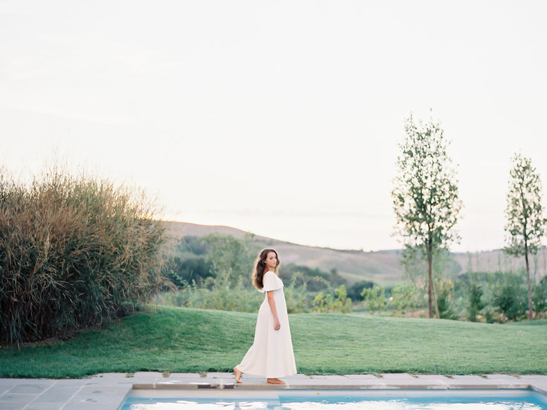 Tuscany Wedding Photographer | Castelalfi Resort Italy Tuscan Bridal