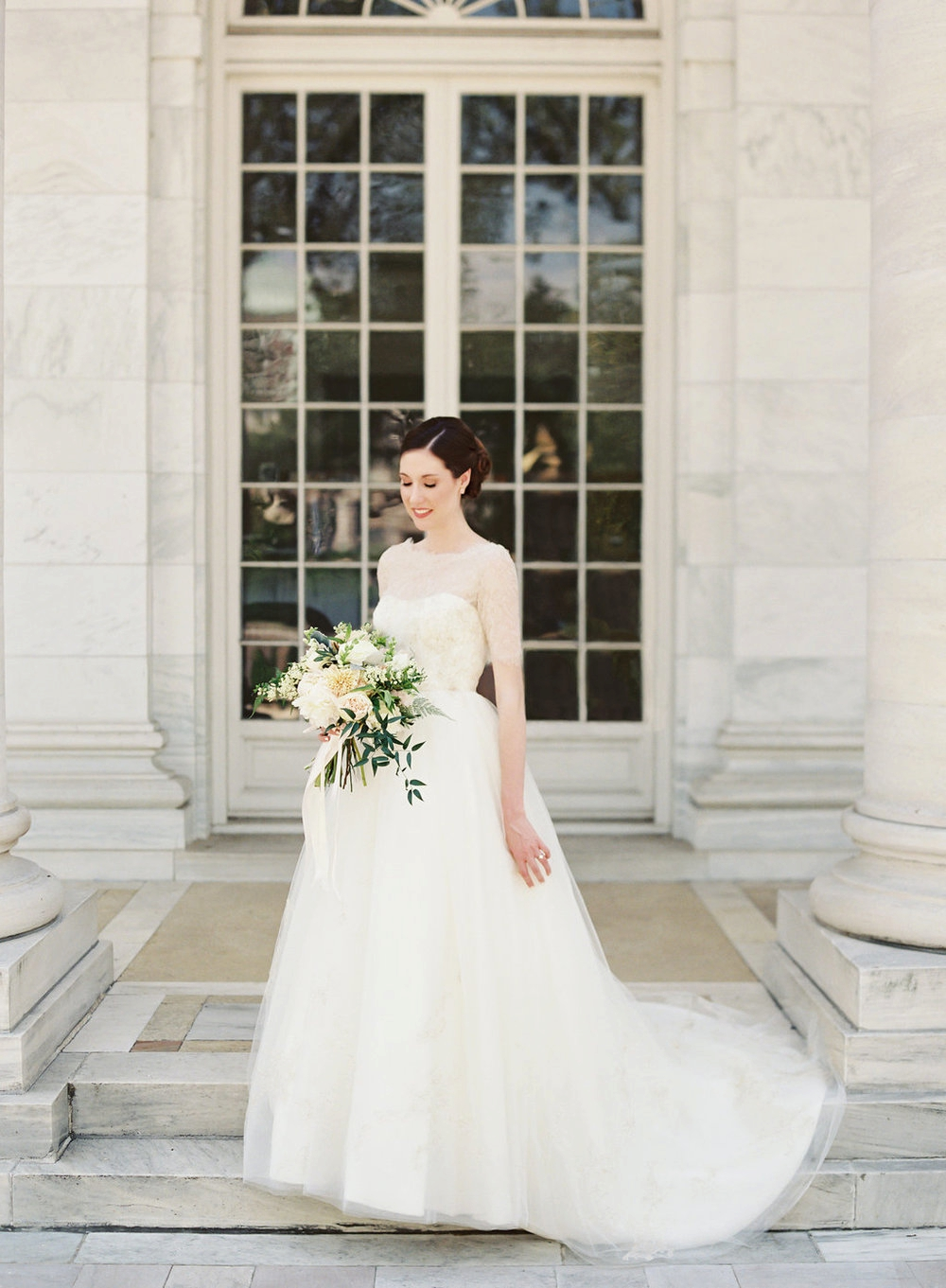 DC Fine Art Film Wedding Photographer