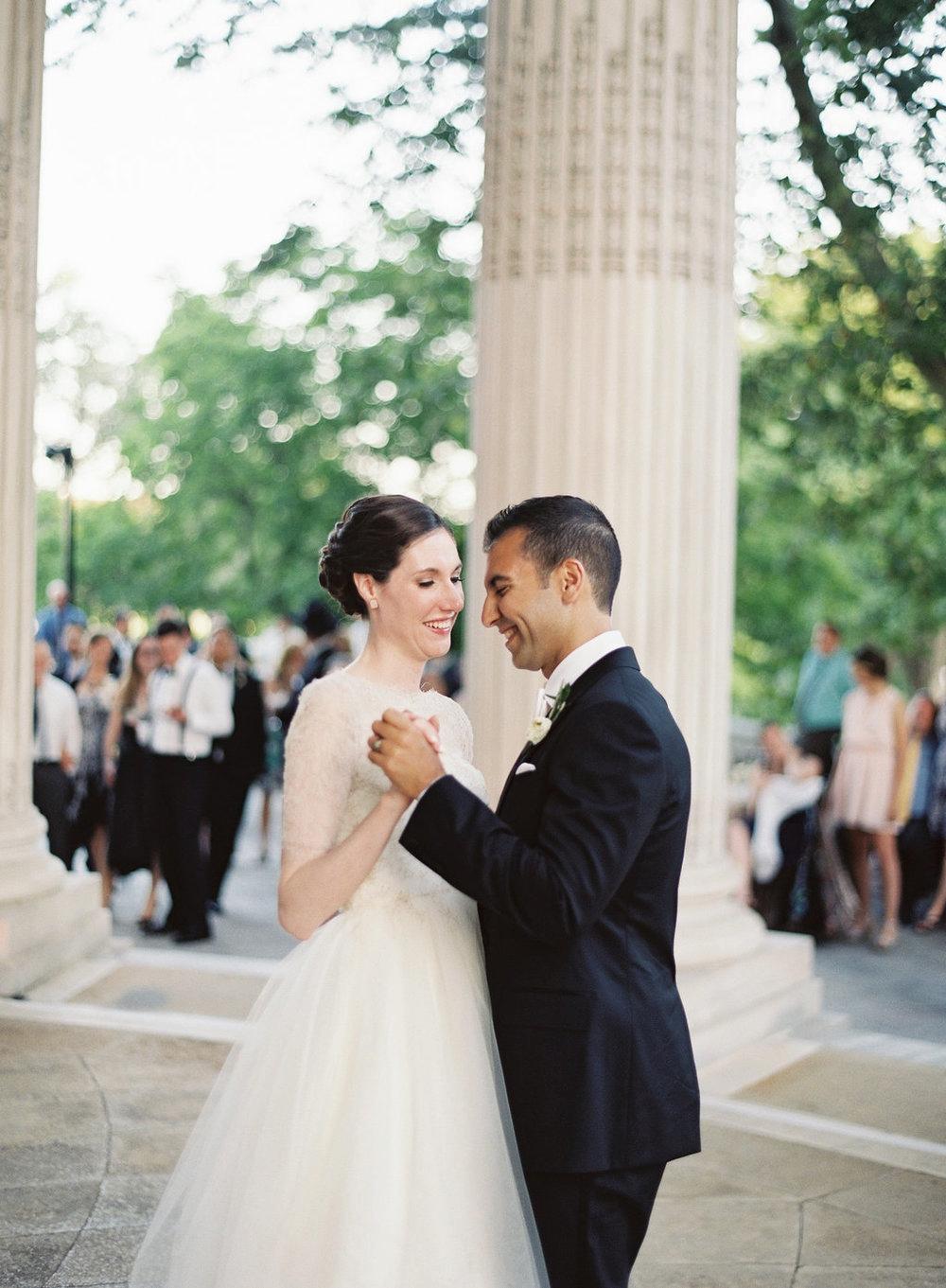 DAR Wedding | DC Fine Art Film Wedding Photographer