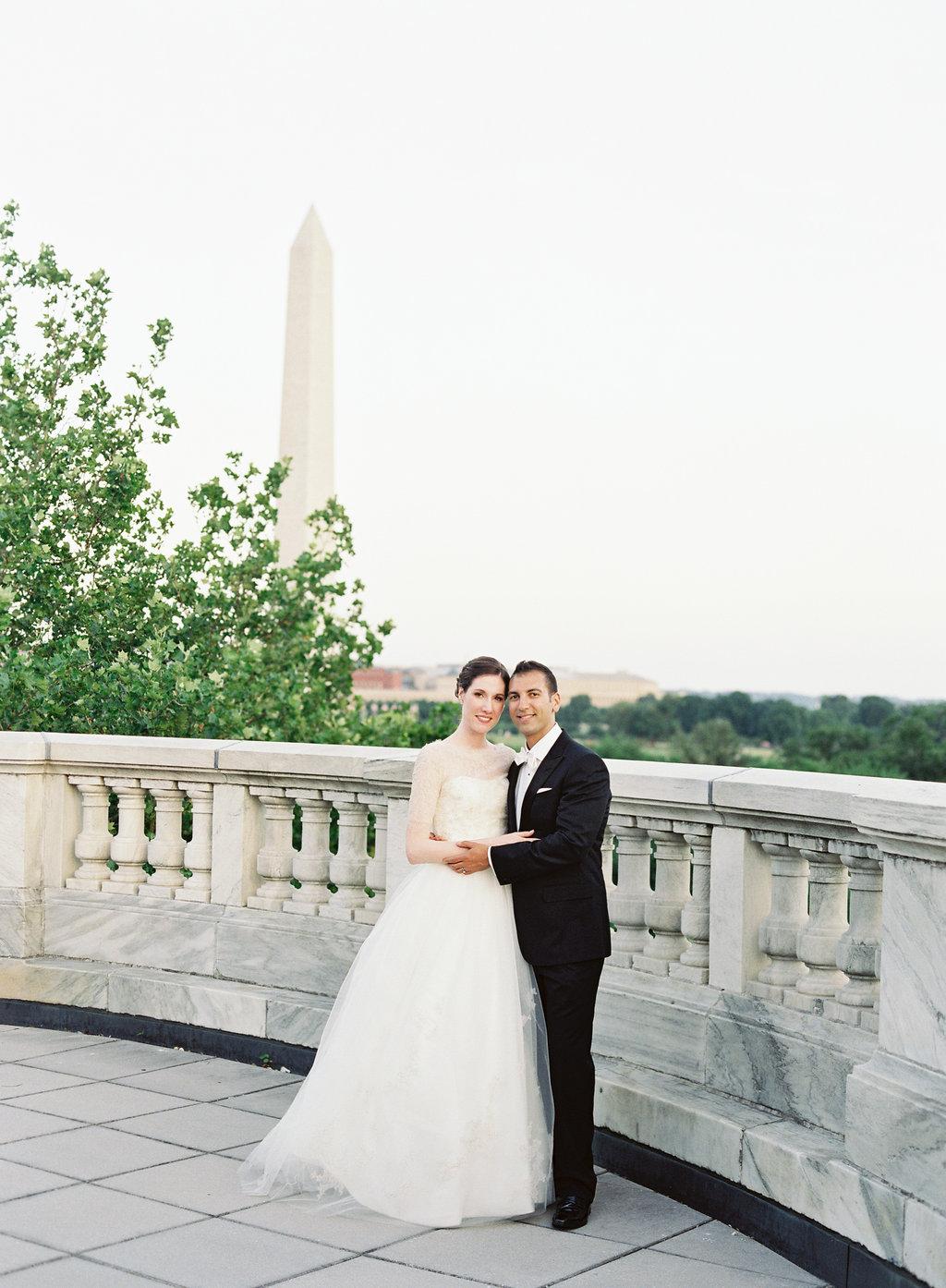 DAR DC Wedding | Fine Art Film Wedding Photographer