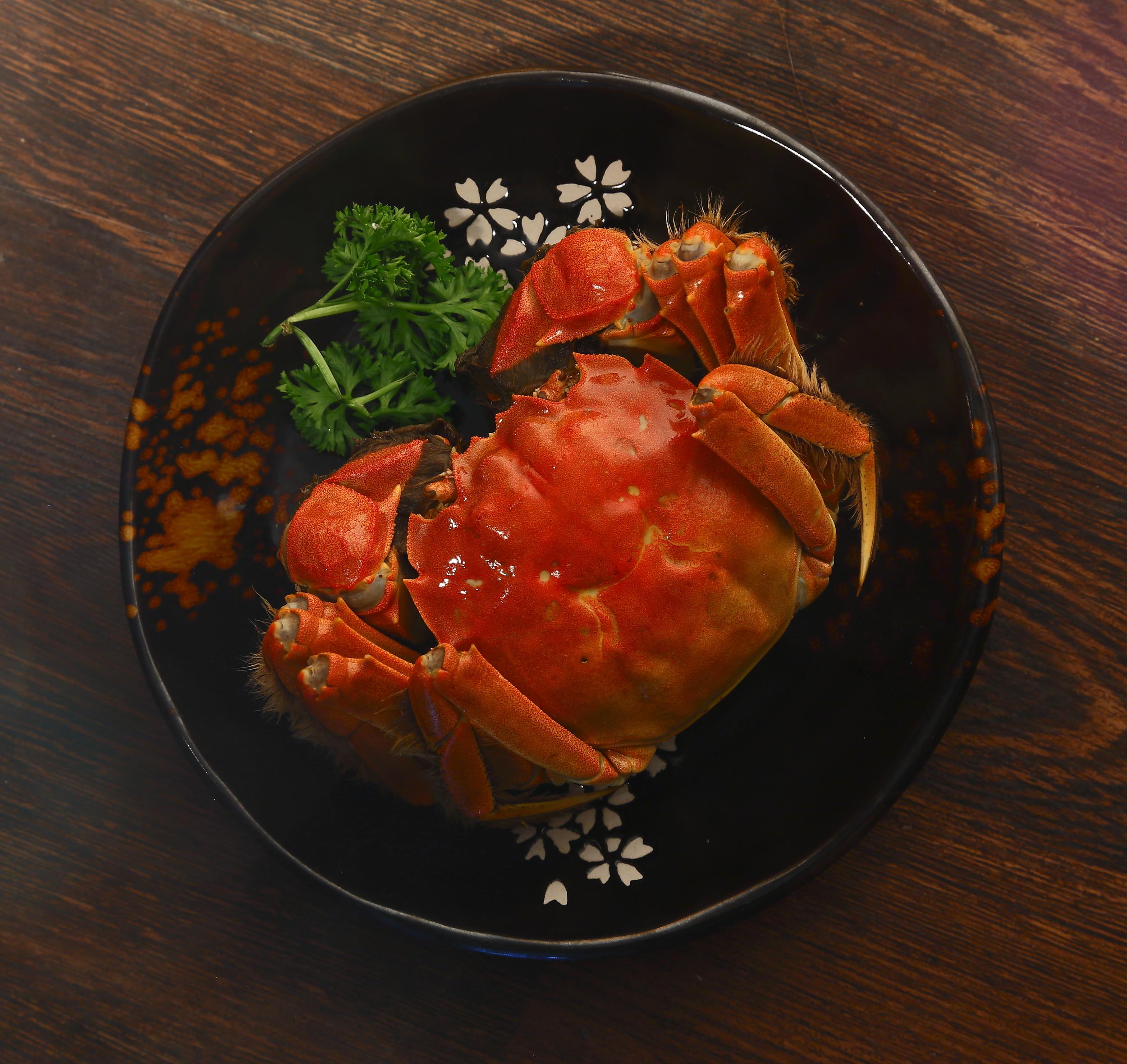 Hai Tien Lo Hairy Crab