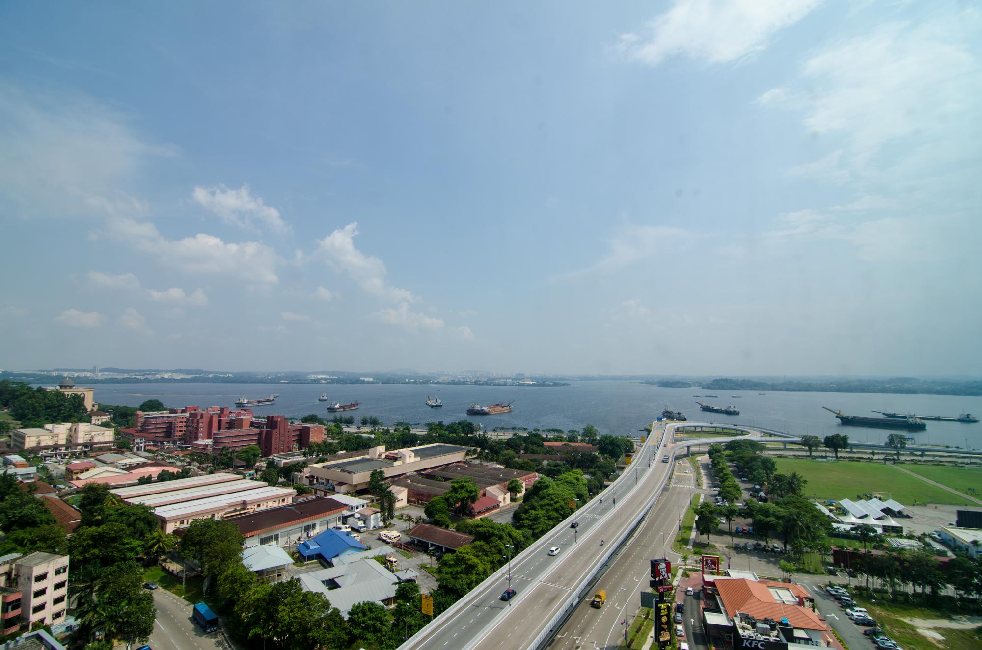 Thistle Johor Bahru - Premium Suite View