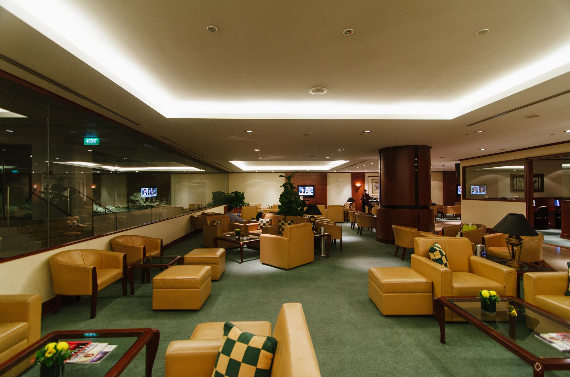 Emirates Lounge Singapore
