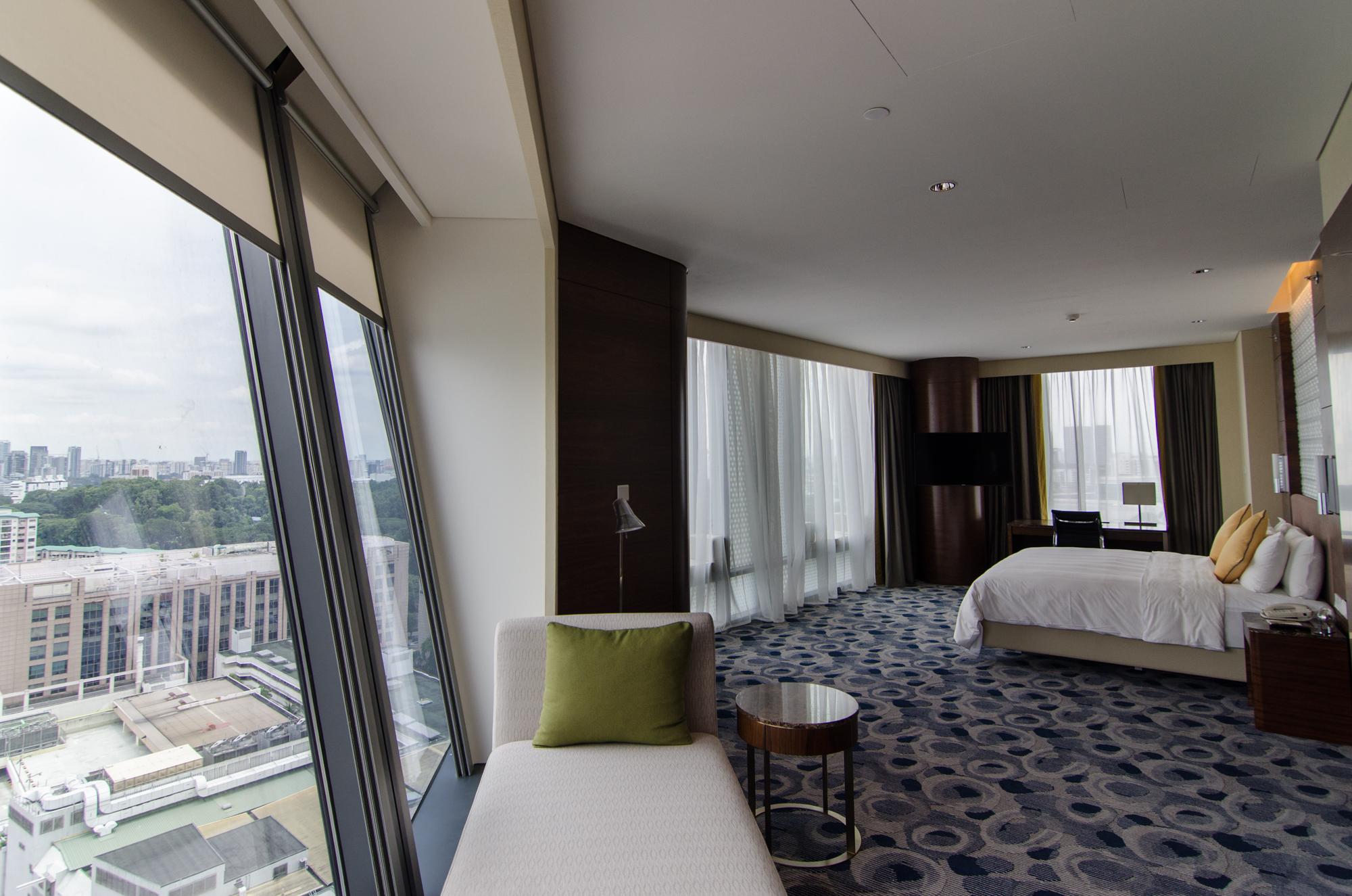 Hotel Jen Orchardgateway Premier Panorama