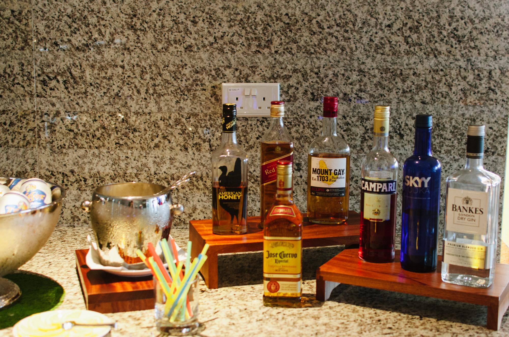 Hotel Jen Orchardgateway Executive Club Lounge Drinks