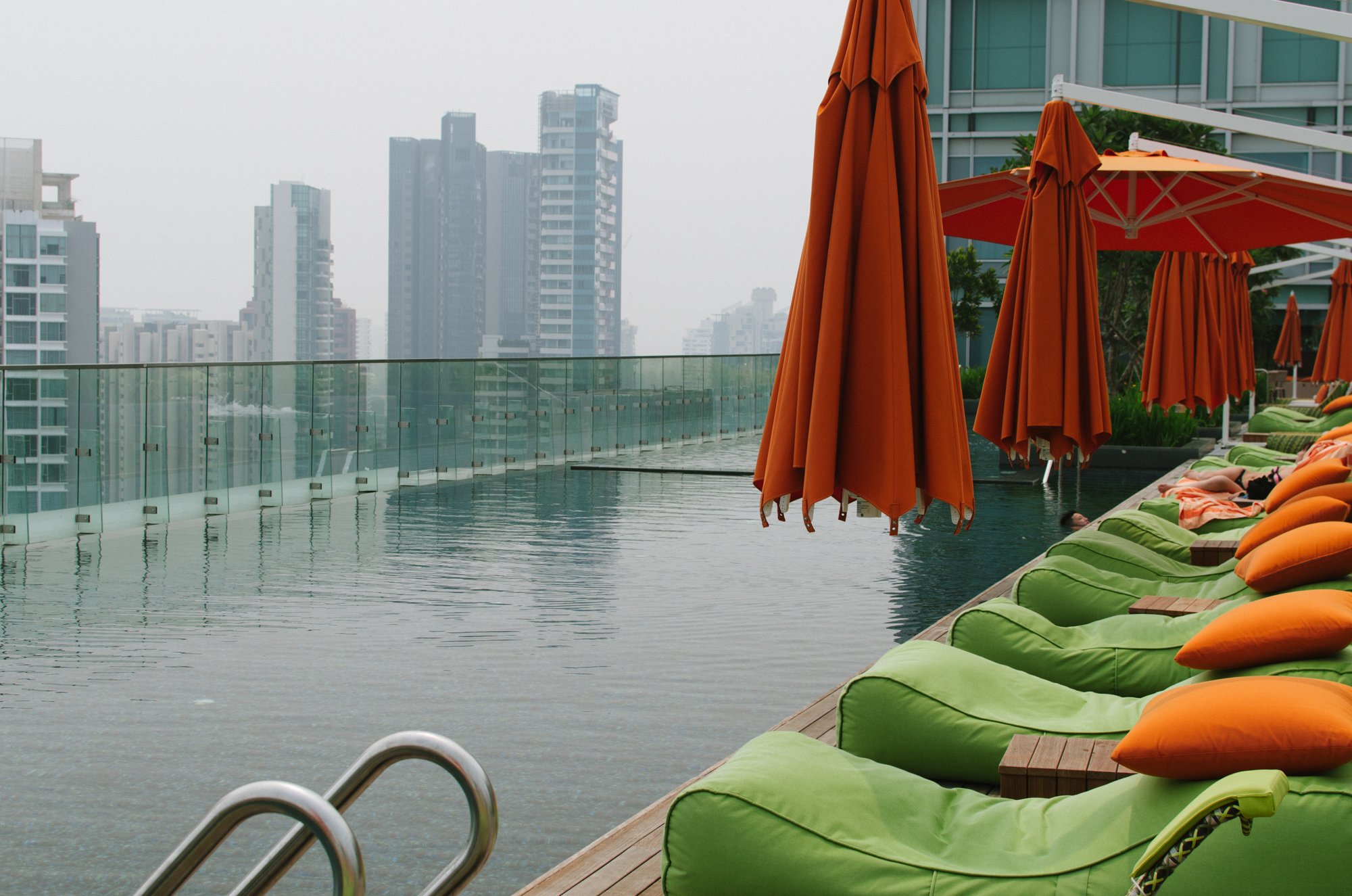 Hotel Jen Orchardgateway Singapore Pool
