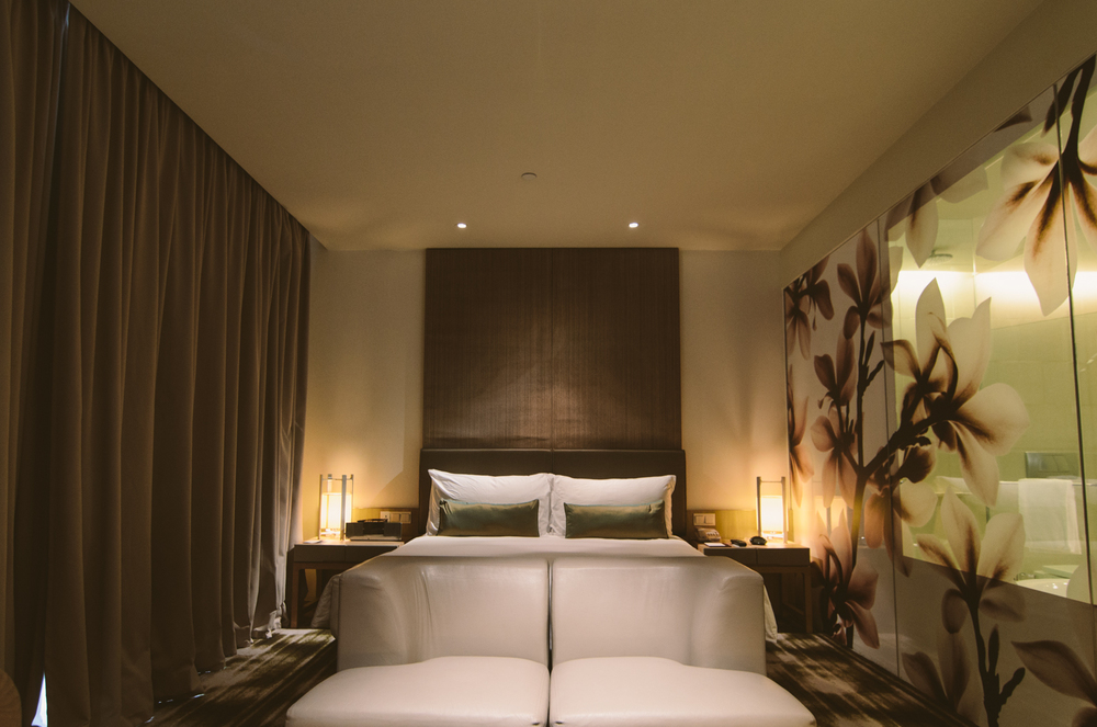 Crowne Plaza Changi Airport - Club Deluxe Room