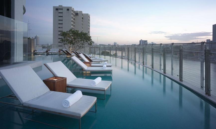 Photo Credit:Millennium Hilton Bangkok - from S$132