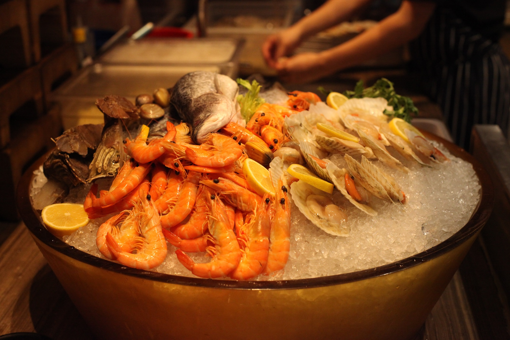 Seafood from the Heart