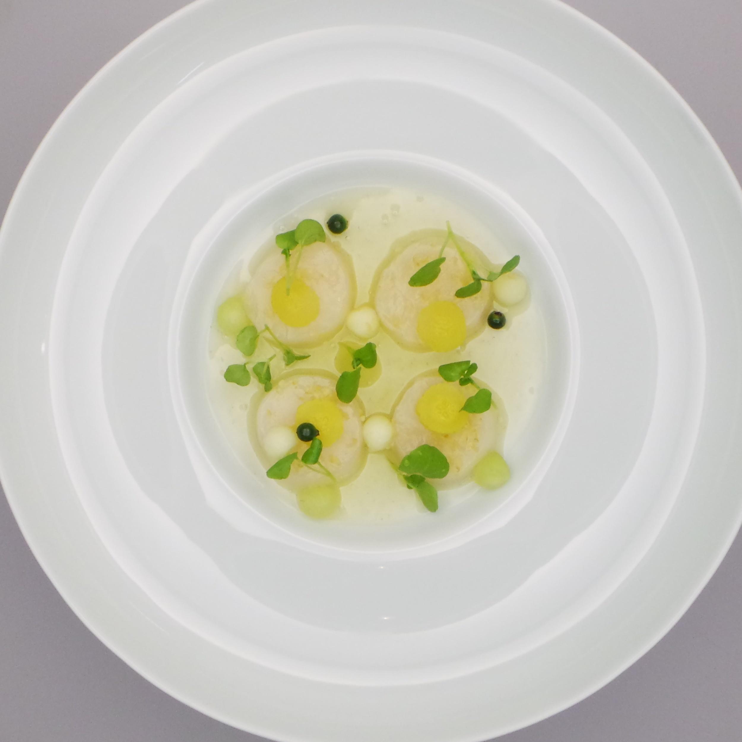 Scallop, Elderflower & Green Melon.jpg