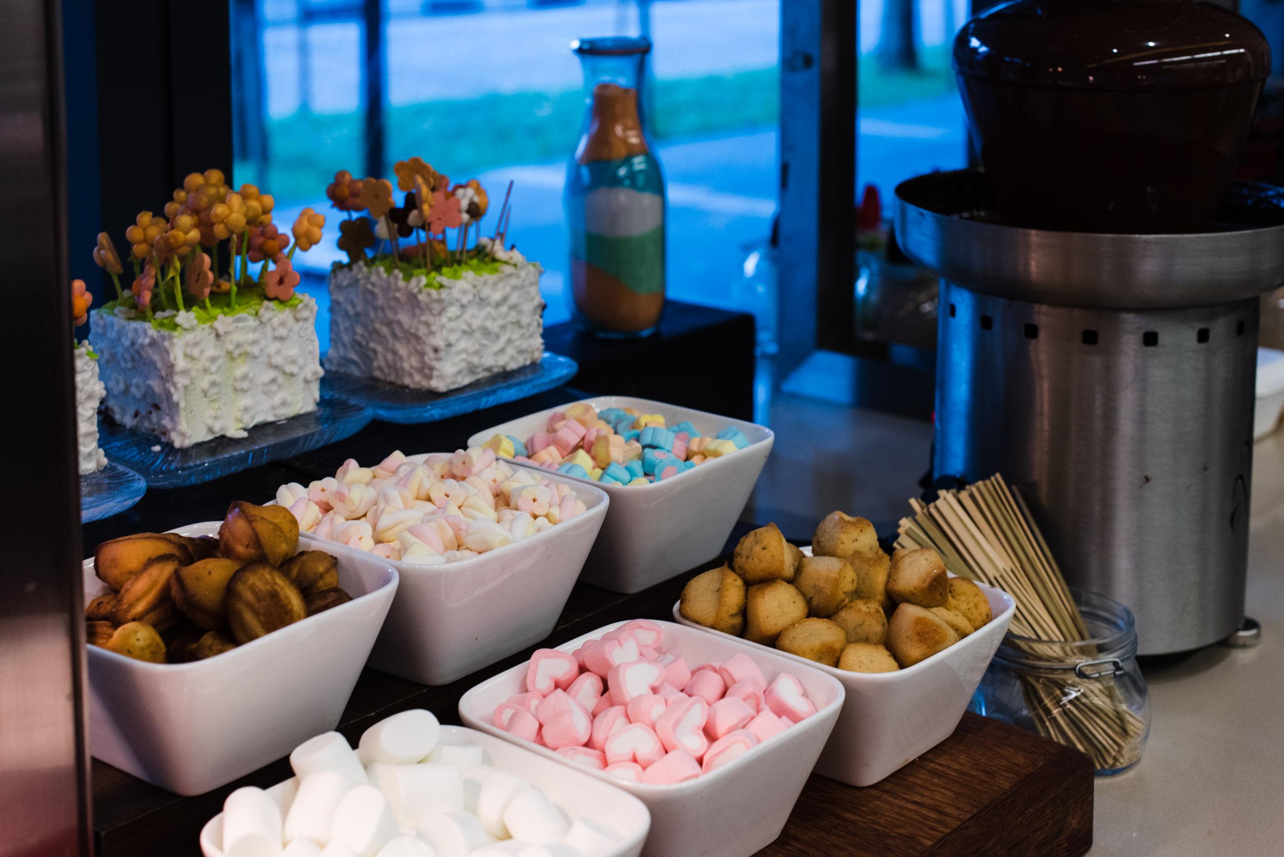 Dessert Counter - One Farrer Hotel & Spa (Escape Restaurant)
