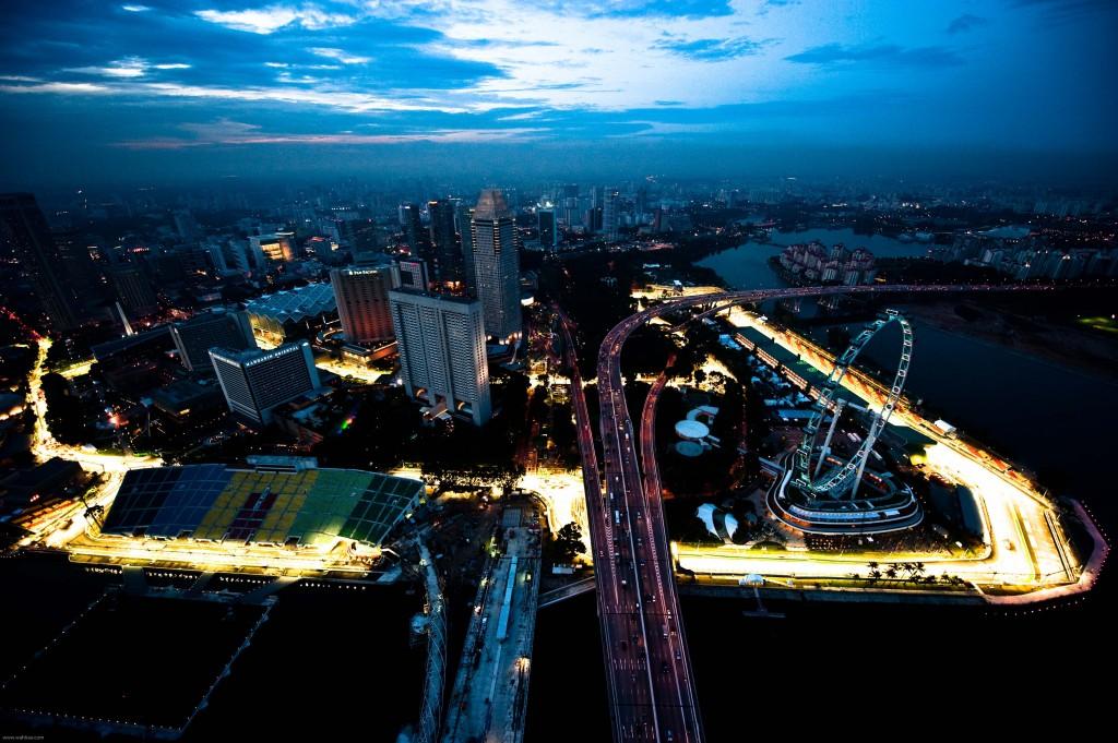F1 Circuit (Pan Pacific Singapore)