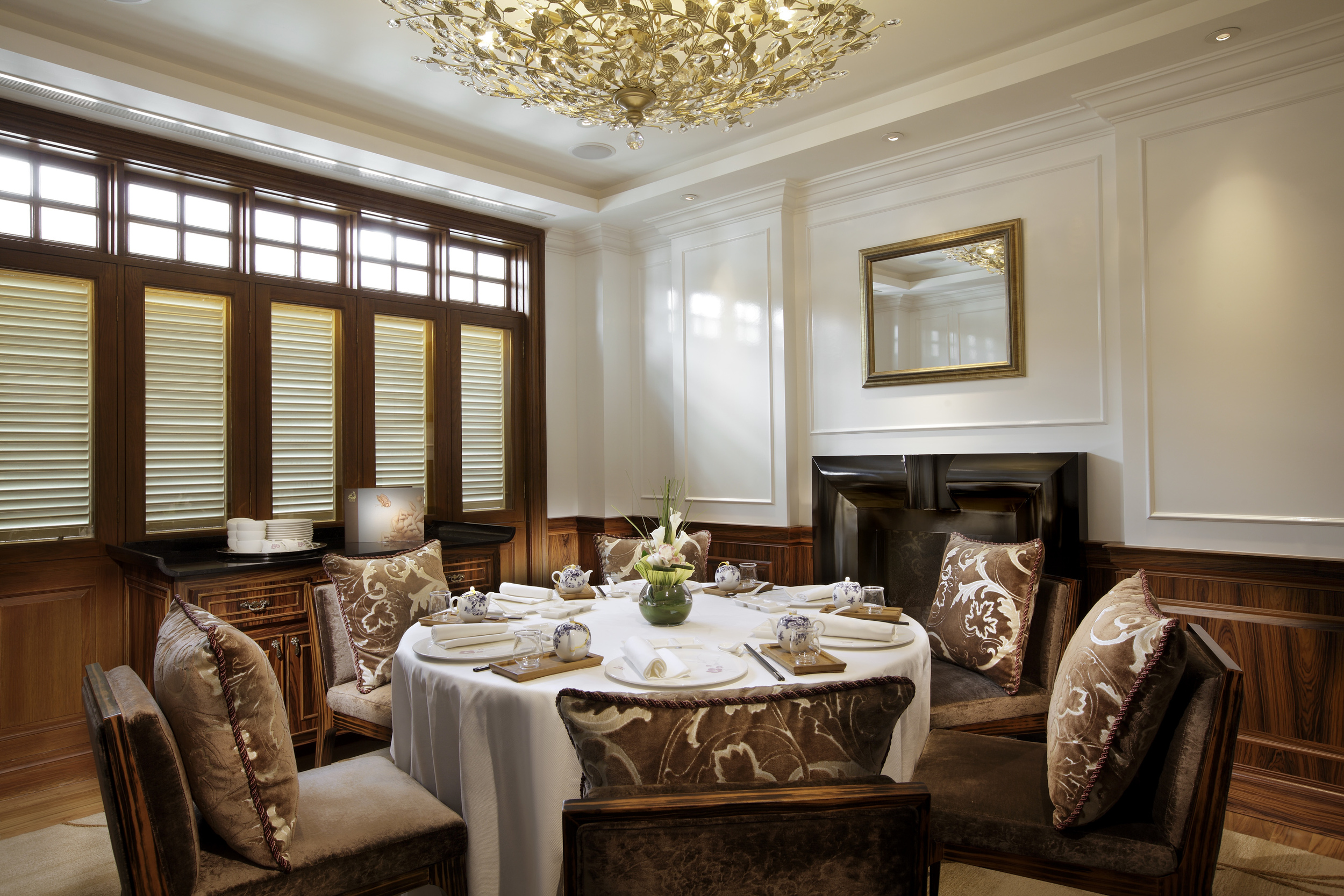 Private Dining Room of Man Fu Yuan