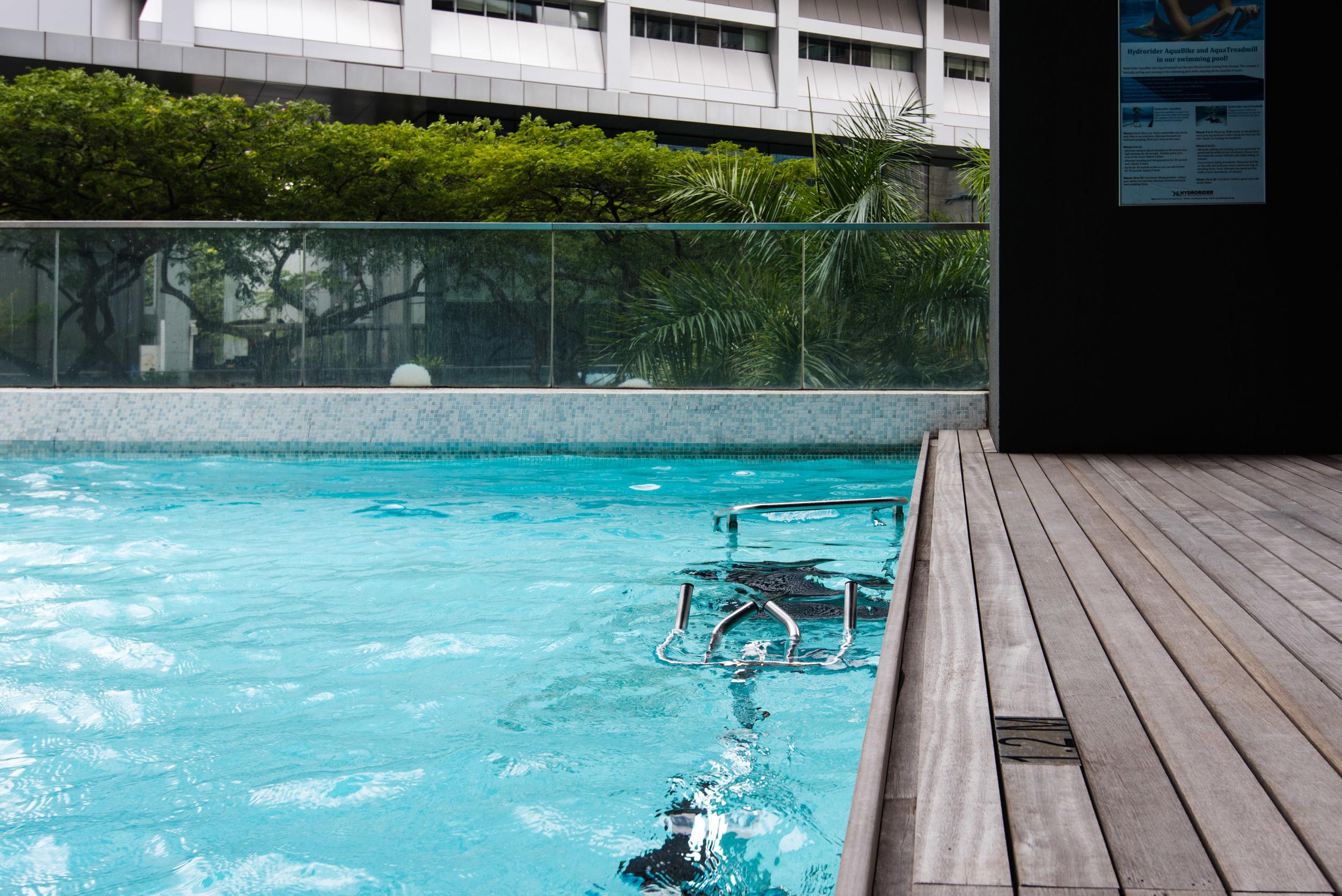 Hydro-Rider Aqua Fitness Equipment