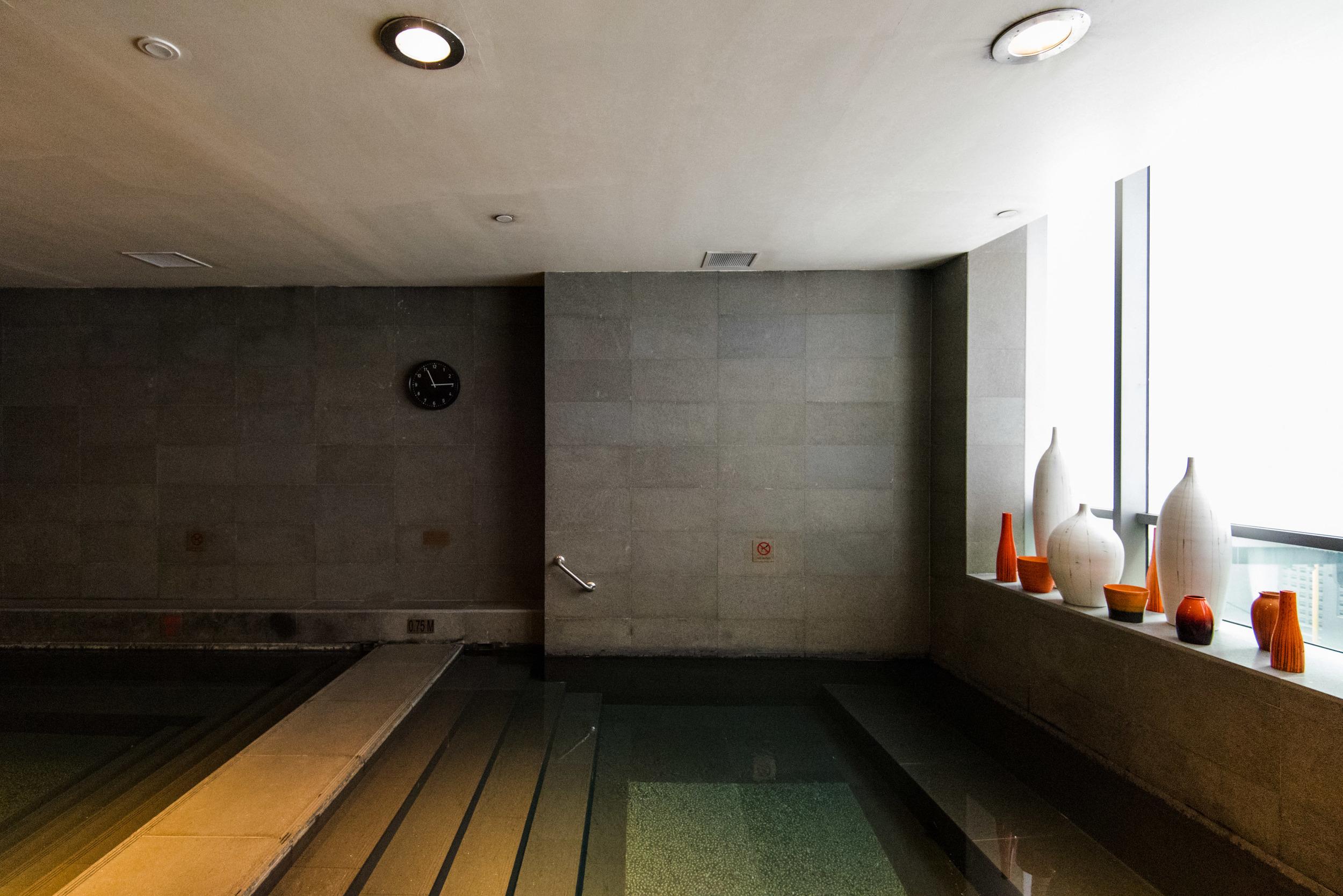 Hydro-Therapeutic Spa