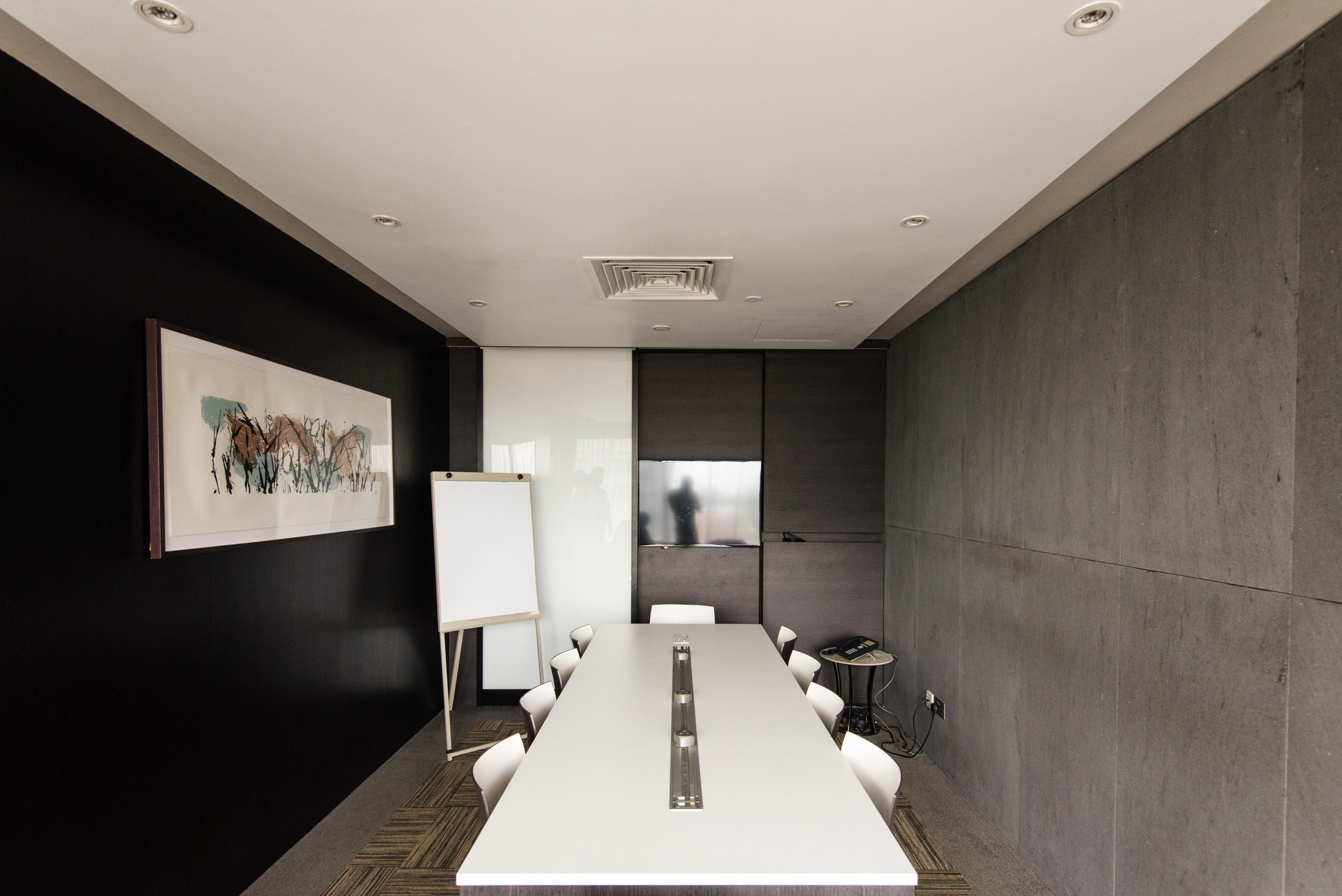 Meeting Room at The Living Room