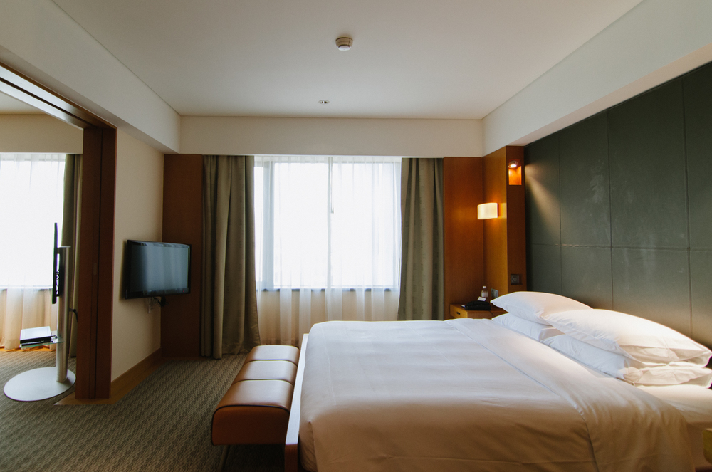 Grand Hyatt Singapore - Club Deluxe Room
