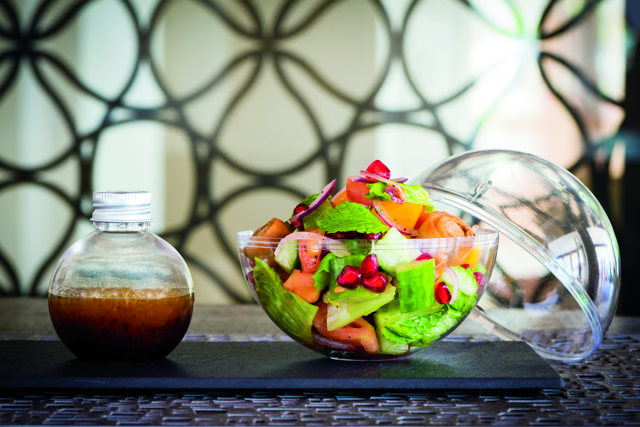 A New Lunch at Chihuly Lounge | Photo Credit:The Ritz-Carlton, Millenia Singapore