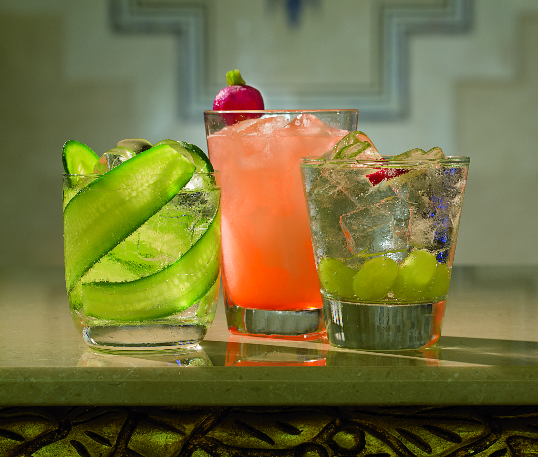 Endless Cocktails | Photo Credit:  The Ritz-Carlton, Millenia Singapore