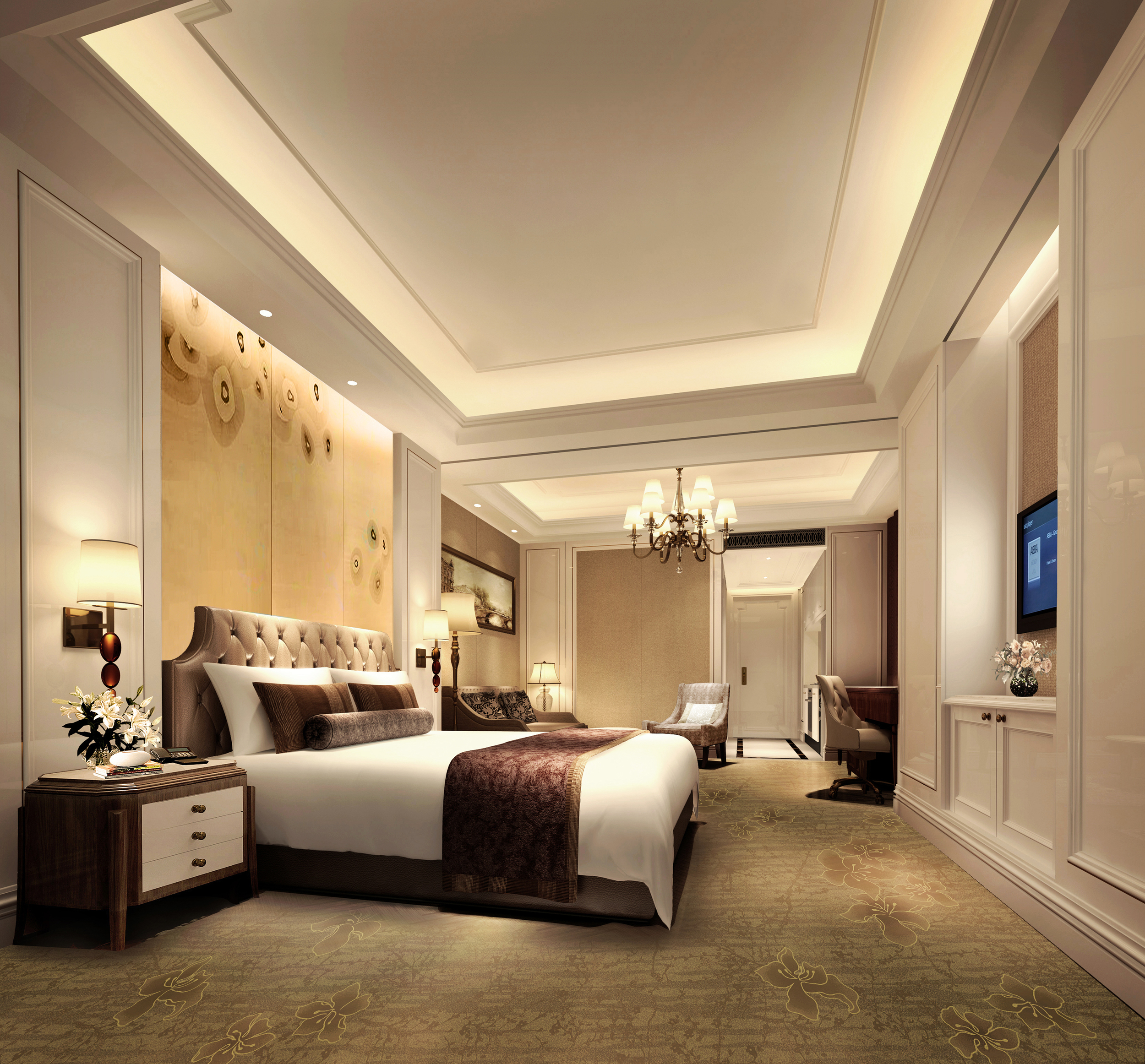 New Rooms at the Sofitel Xining. Photo Credit: Sofitel Xining