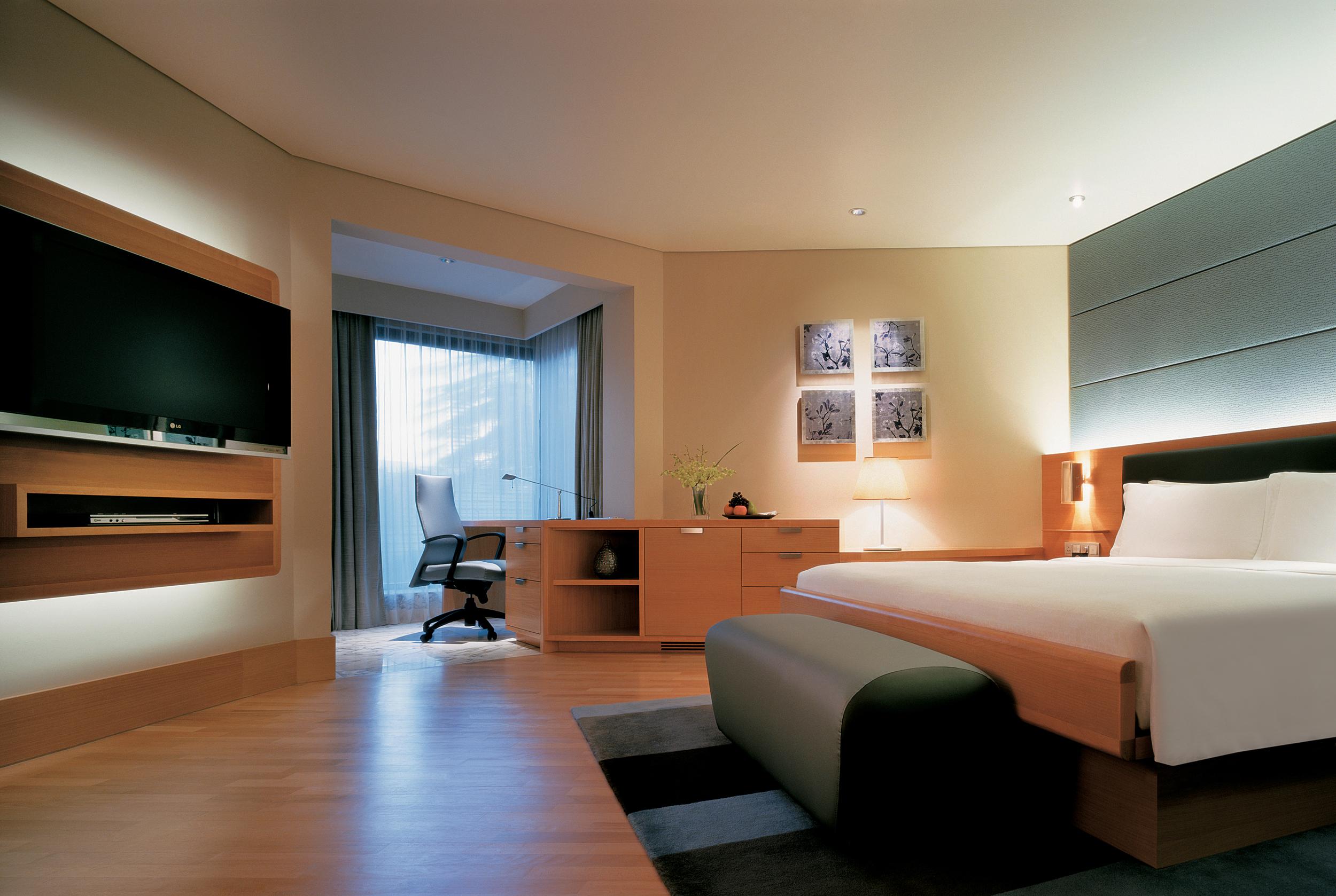 Grand Room | Photo Credit: Grand Hyatt Singapore