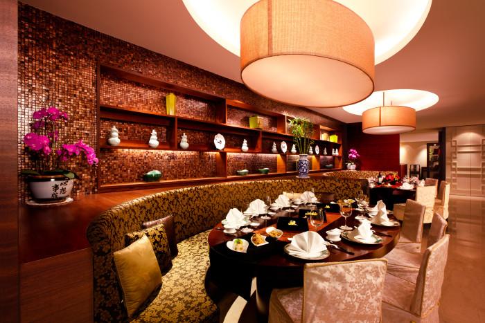 Jia Wei Chinese Restaurant | Photo Credit: Grand Mercure Singapore Roxy