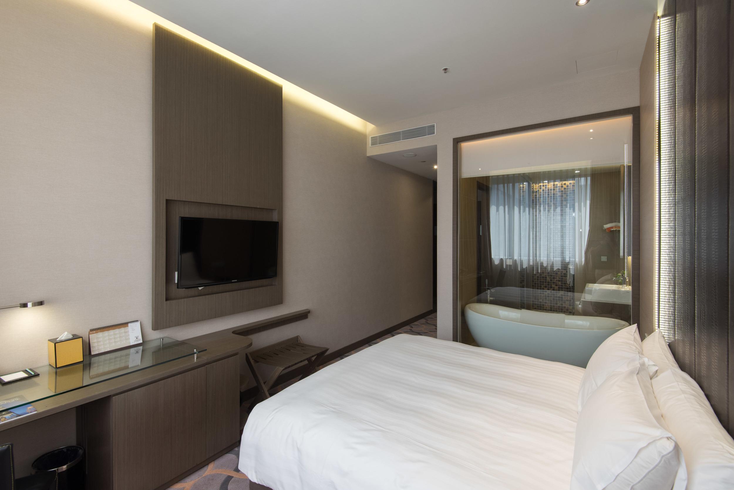 Splash Room at the Dorsett Singapore
