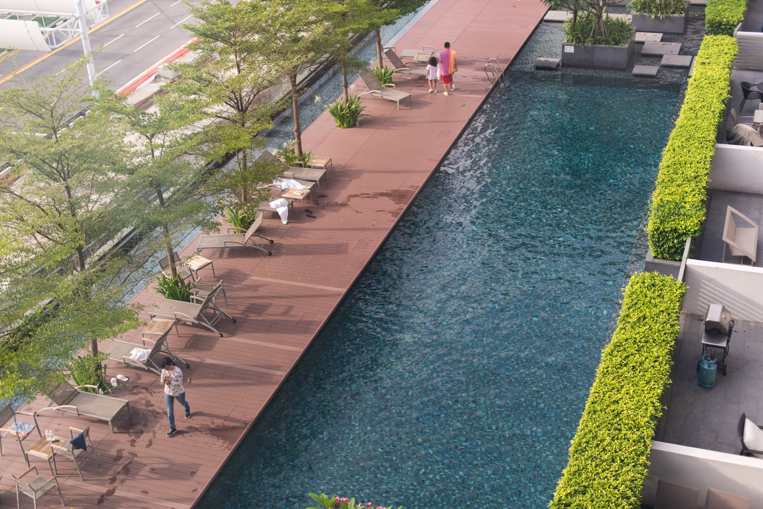 Swimming Pool - Dorsett Singapore