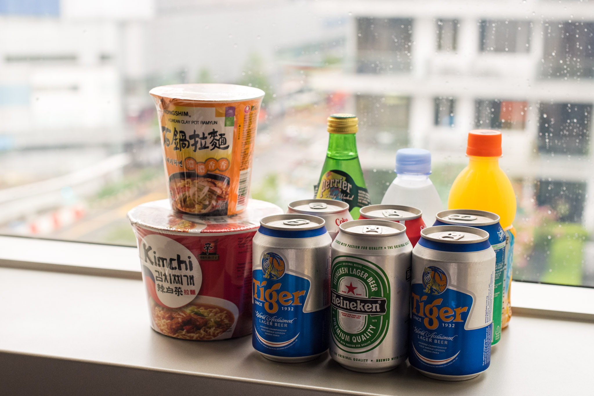Complimentary Minibar with National Day Long Weekend Promotion at Dorsett Singapore