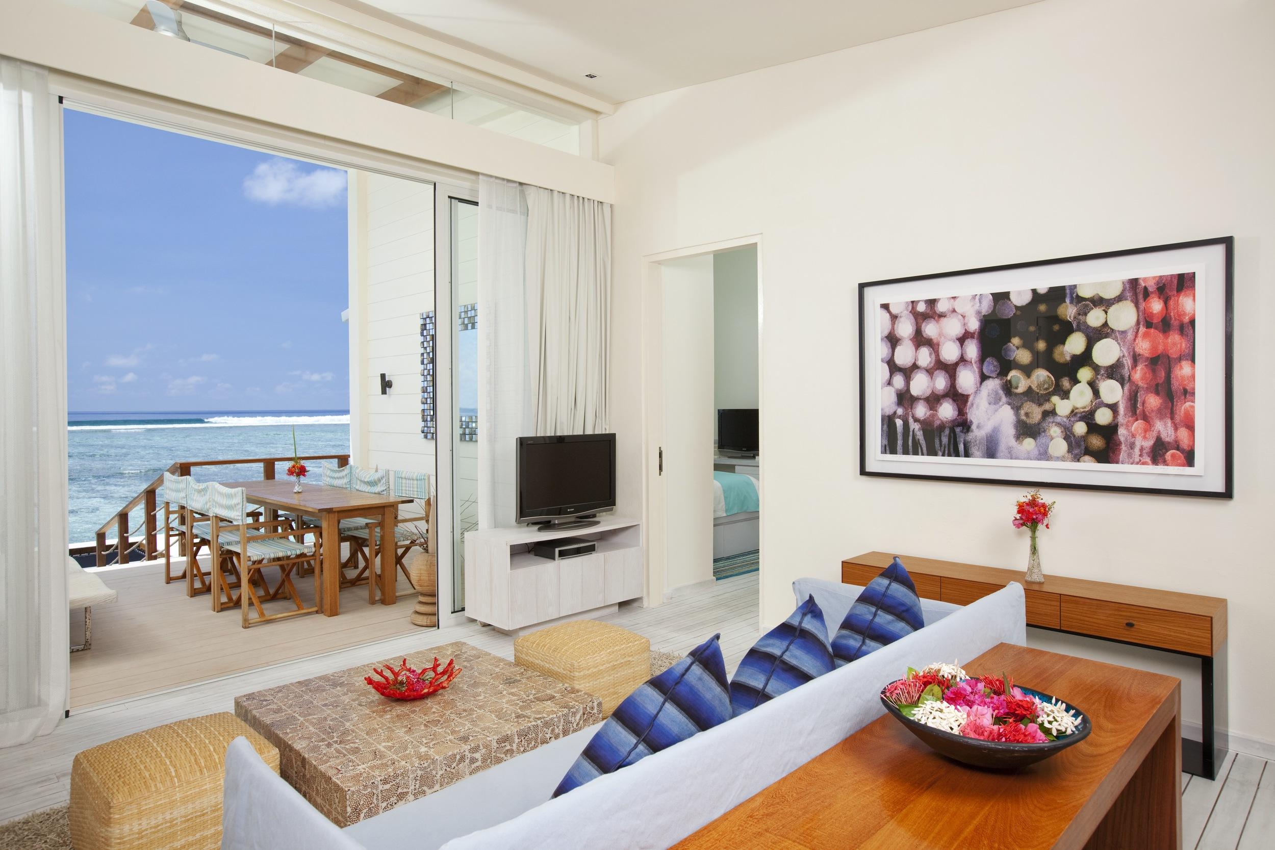 Holiday Inn Resort Kandooma Maldives | Photo Credit: InterContinental Hotels Group