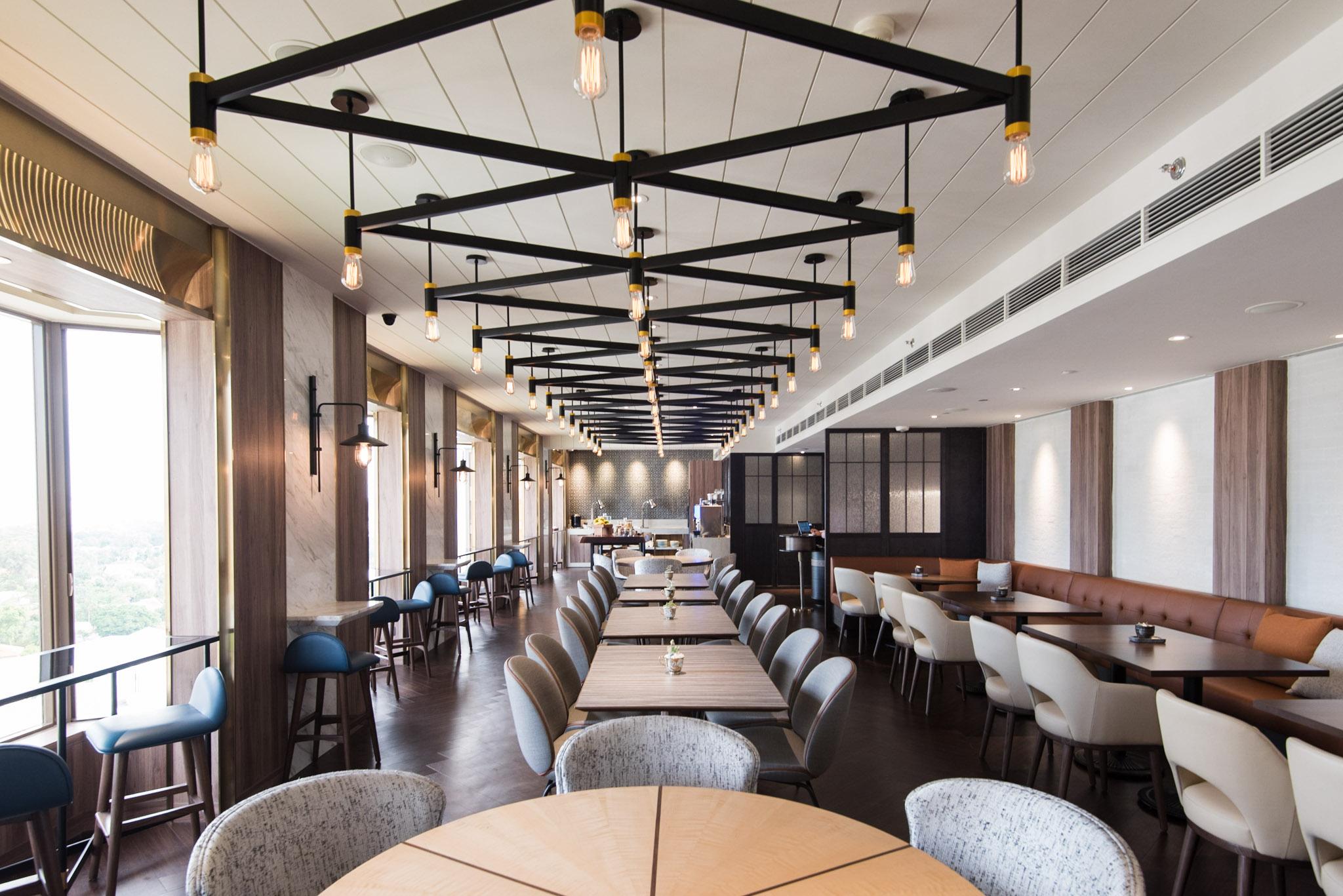 Club Lounge (Hotel Jen Tanglin)