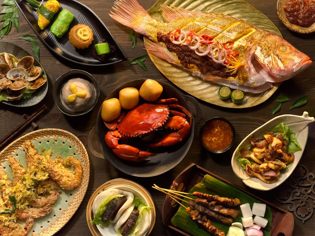 Taste of Singapura   Photo Credit: Park Hotel Clarke Quay
