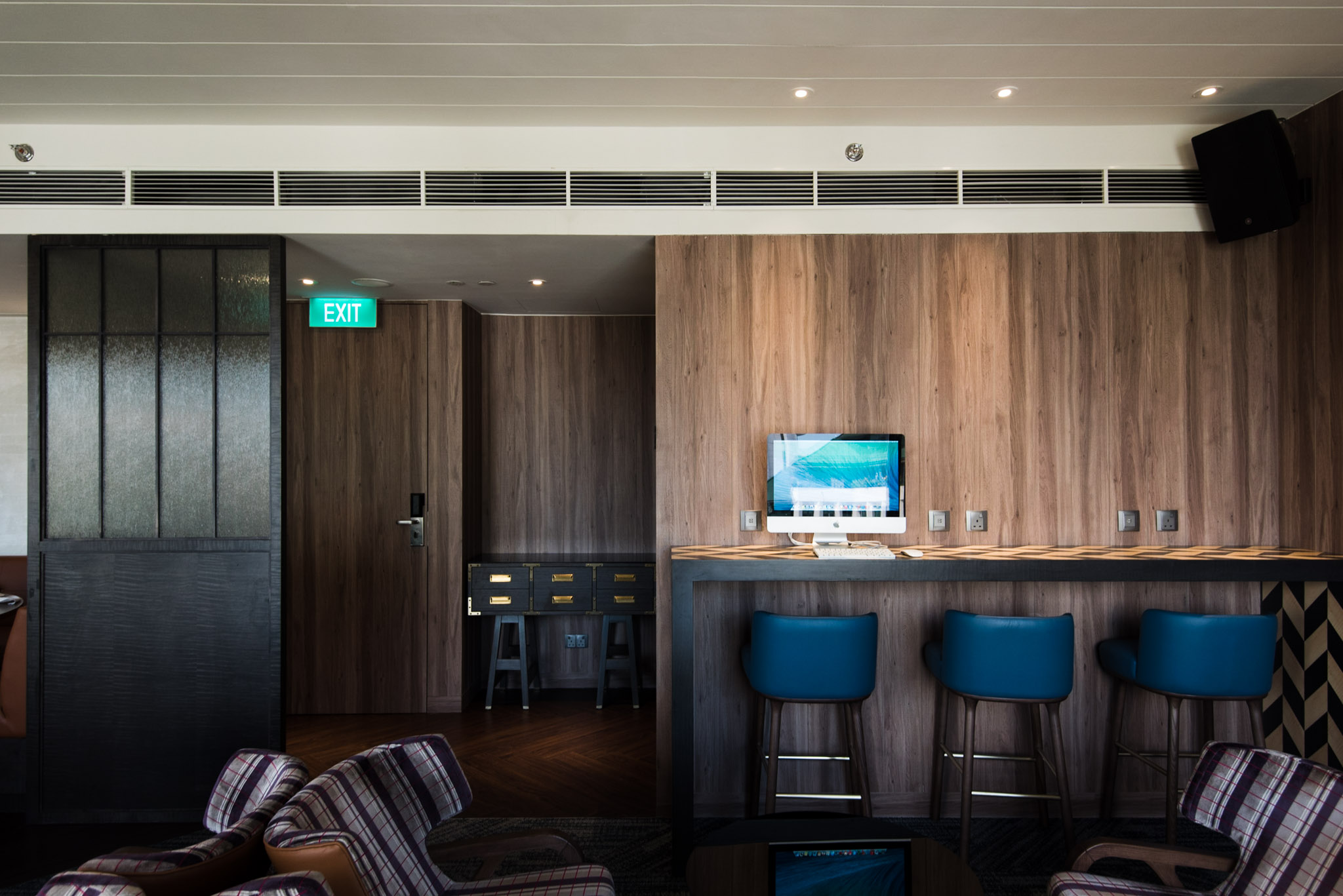 Club Lounge at Hotel Jen Tanglin