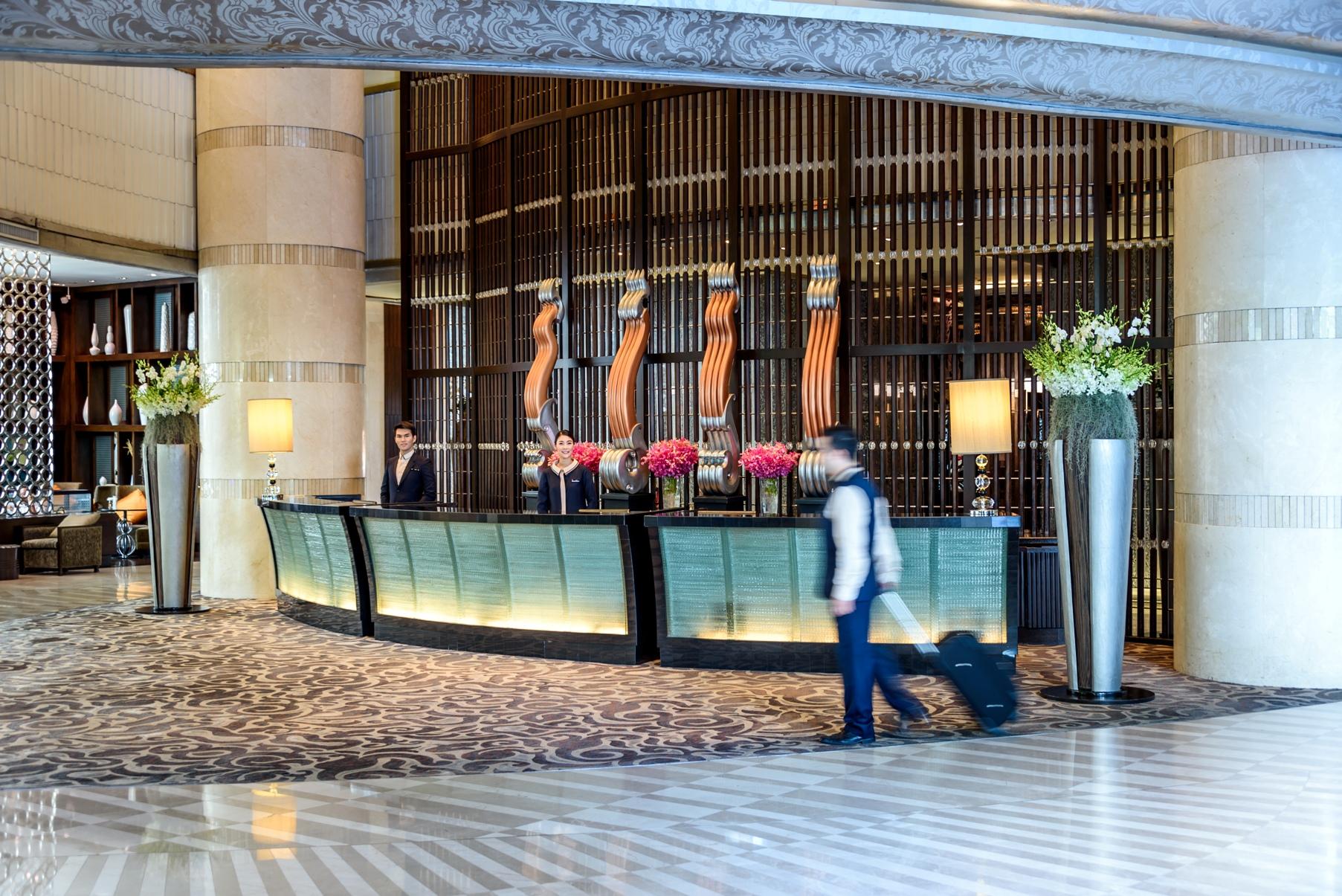 Grand Lobby | Photo Credit:Pullman Bangkok Grande Sukhumvit
