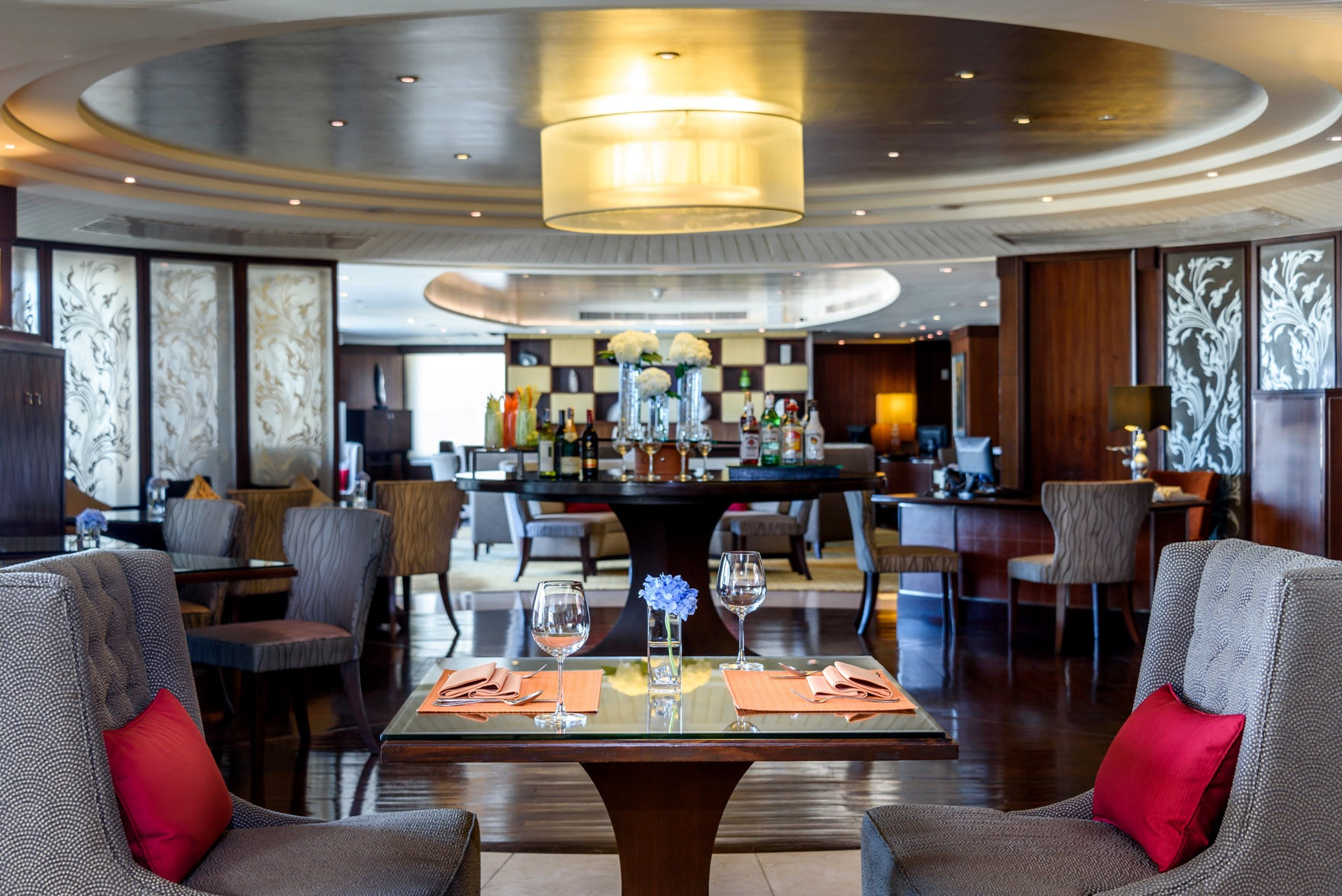 Executive Lounge | Photo Credit:Pullman Bangkok Grande Sukhumvit
