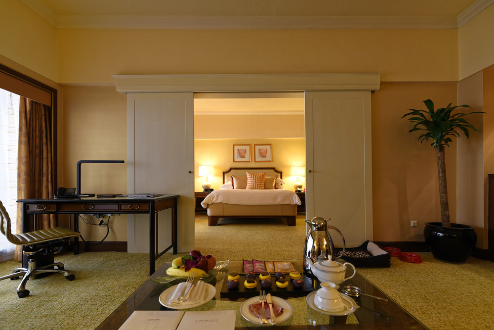 Four Seasons Executive Suite at the Regent Singapore