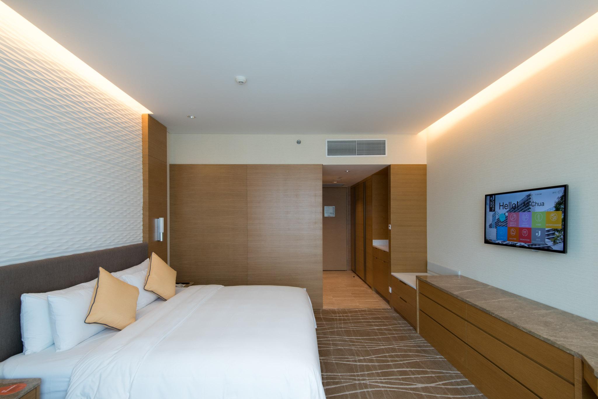Deluxe Room - Hotel Jen Orchardgateway Singapore