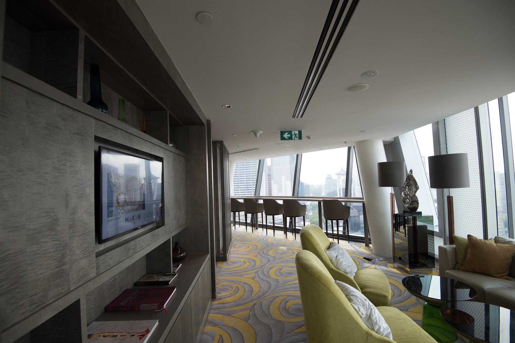 Club Lounge - Hotel Jen Orchardgateway Singapore