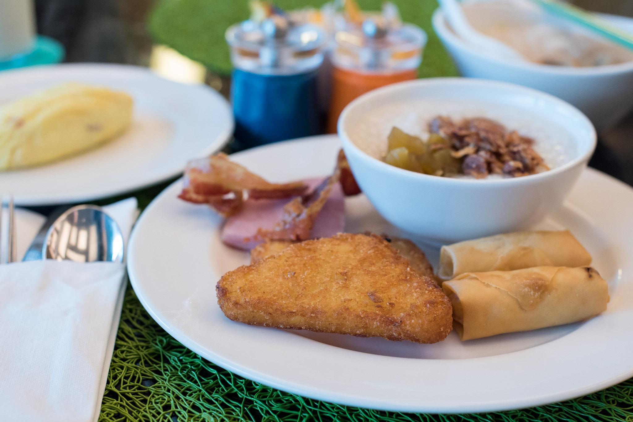 Breakfast at Makan @ Jen - Hotel Jen Orchardgateway Singapore