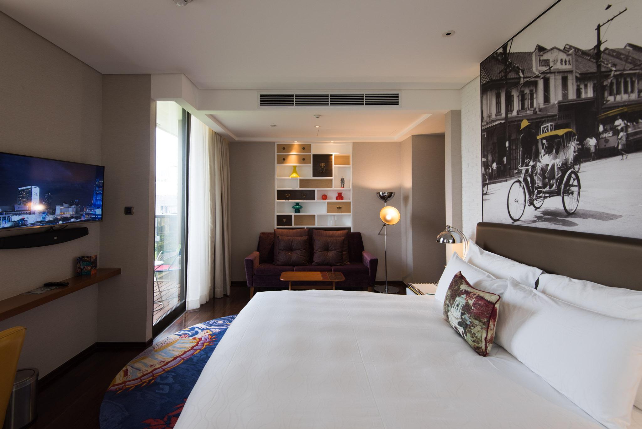 Chaiyapruek Executive Room - Hotel Indigo Bangkok Wireless Road