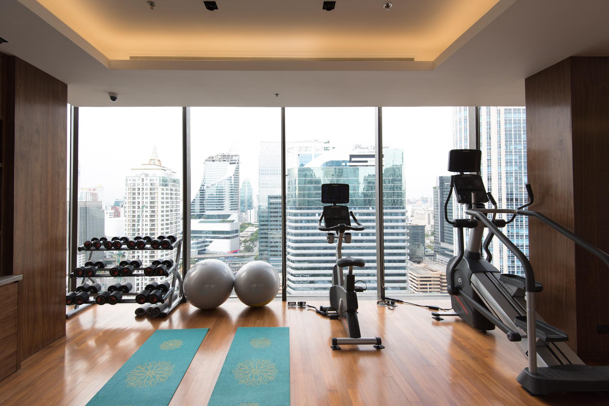 Gym - Hotel Indigo Bangkok Wireless Road