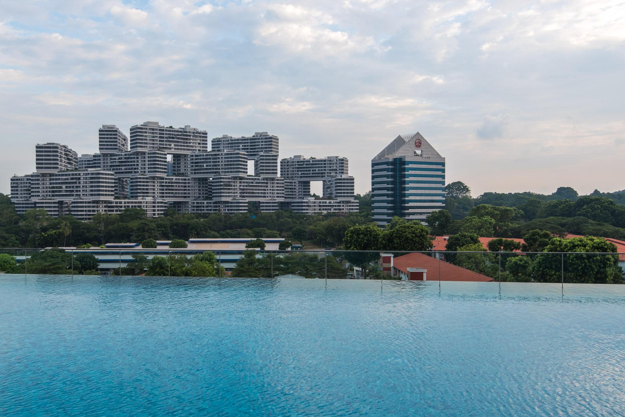 Swimming Pool - Park Hotel Alexandra